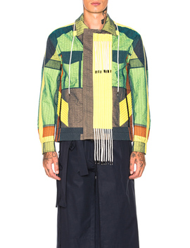 Tent Jacket by Craig Green