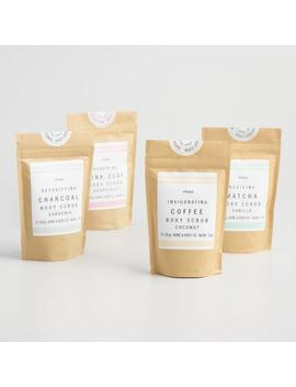 Chique Body Scrub Collection by World Market