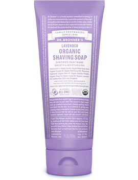 Lavender Shaving Soap by Dr. Bronner's