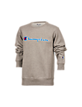 Kids' Champion Heritage Crew Sweatshirt by Finish Line