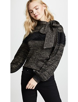 Fabia Pullover by Ulla Johnson