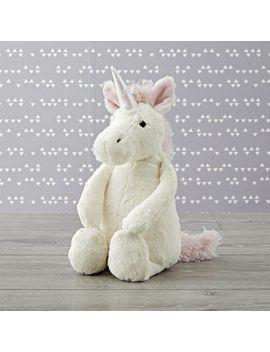 Jellycat ® Medium Unicorn Stuffed Animal by Crate&Barrel