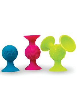 Fat Brain Toys Pip Squigz by Fat Brain Toys