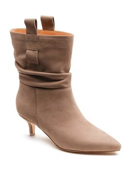 Francesca Slouchy Bootie by Bill Blass
