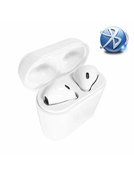 Bluetooth Headset, Stereo In Ear Headphones, Hands Free Noise Reduction Earplugs by Myfs