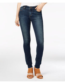 Mya Raw Hem Skinny Jeans by Articles Of Society