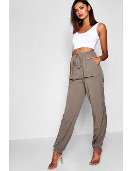 Tall Cargo Trousers by Boohoo