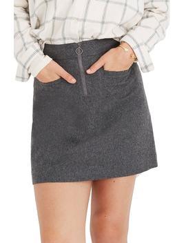 Fireside Miniskirt by Madewell