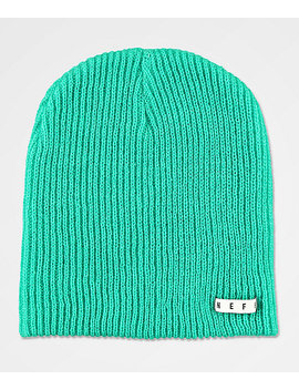 Neff Daily Teal Beanie by Neff