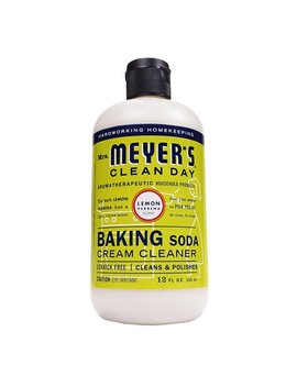 Mrs. Meyer's Clean Day Cream Cleaner, Lemon Verbena, 12 Oz by Mrs. Meyer's Clean Day