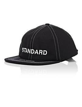 Standard Logo Canvas Cap by United Standard
