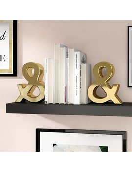 Willa Arlo Interiors Hundt Bookend & Reviews by Willa Arlo Interiors