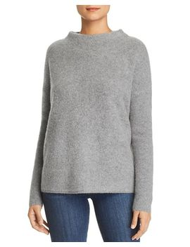 Funnel Neck Cashmere Sweater   100 Percents Exclusive by C By Bloomingdale's