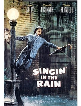 Singin' In The Rain (1952) Vintage Movie Poster 24x36inch 03 by Da Bang