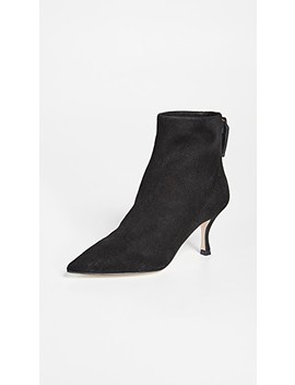 Juniper 70mm Booties by Stuart Weitzman