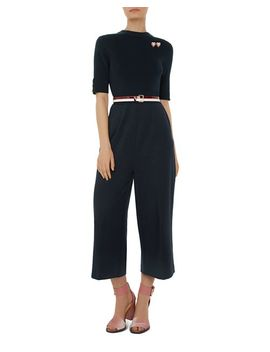Colour By Numbers Lesliee Wide Leg Jumpsuit by Ted Baker
