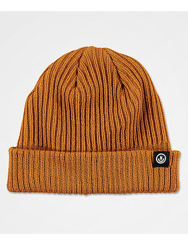 Neff Fisherman Cocoa Beanie by Neff