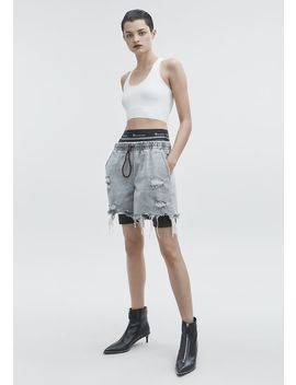 Jogger Shorts by Alexander Wang
