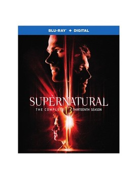 Supernatural: The Complete Thirteenth Season (Blu Ray) by Target
