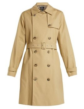 Josephine Cotton Trench Coat by A.P.C.