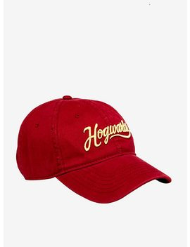 Harry Potter Hogwarts Dad Cap by Hot Topic