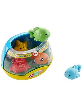 Fisher Price Laugh & Learn Magical Lights Fishbowl by Fisher Price