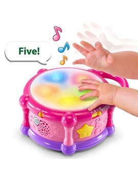 Leap Frog Learn & Groove Color Play Drum Bilingual, Pink (Amazon Exclusive) by Leap Frog