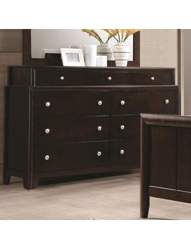 Brayden Studio Elton 9 Drawer Standard Dresser/Chest & Reviews by Brayden Studio