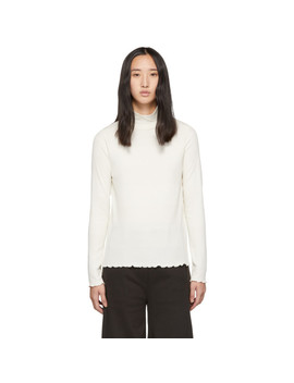 Off White Angele Turtleneck by A.P.C.