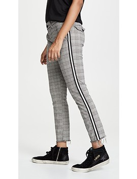 Tashi Skinny Crop Trousers by Nsf
