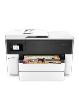 Hp Office Jet Pro 7740 Wide Format All In One Printer With Wireless & Mobile Printing (G5 J38 A) by Hp