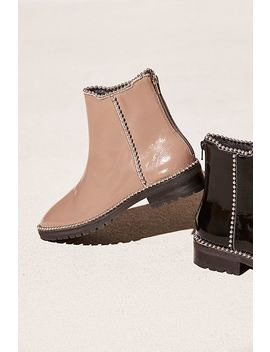 Ball And Chain Ankle Boot by Free People