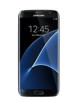 Samsung Galaxy S7 Edge G935 F Factory Unlocked Phone 32 Gb, No Warranty   International Version (Black Onyx) by Samsung