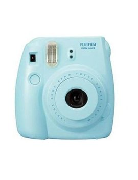 New Best Price! Fuji Film Instax Mini 8 With Batteries, Blue/Pink/Black/White/Yellow/Grape/Raspberry   Fast Shipping!!! by Etsy