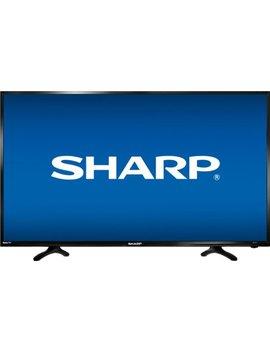 "40"" Class   Led   1080p   Smart   Hdtv Roku Tv by Sharp"