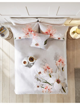 Chatsworth Bloom King Size Duvet Cover by Ted Baker