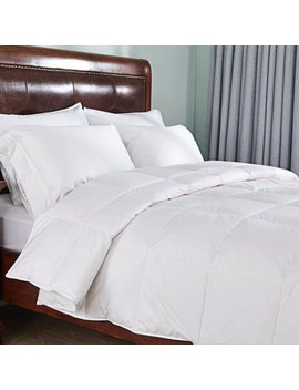 Peace Nest Lightweight Twin Down Comforter With 100 Percents Cotton Shell And 550 Fill Power by Peace Nest