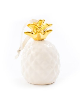 Lc Lauren Conrad Pineapple Christmas Ornament by Kohl's