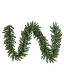 "Vickerman 9 Ft. X 12"" Camden Fir Artificial Christmas Garland by Kohl's"