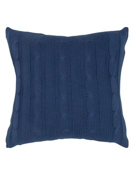 Rizzy Home Cable Knit Throw Pillow by Kohl's
