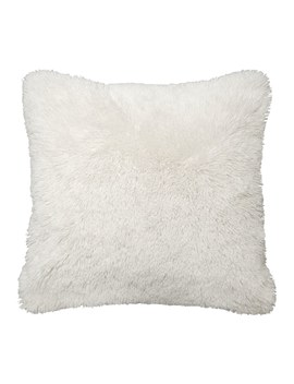 Spencer Home Decor Solid Faux Fur Throw Pillow by Kohl's