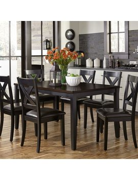 Darby Home Co Nadine Rectangular 7 Piece Breakfast Nook Dining Set & Reviews by Darby Home Co