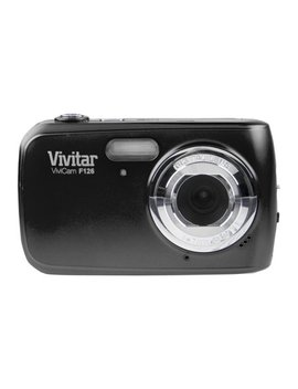 "Vivitar 14.1 Megapixel Digital Camera With 1.8"" Preview Screen Black by Vivitar"