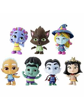Netflix Super Monsters Figures Monsters Up Collection 7 Pack Toys Ages 3 And Up by Hasbro