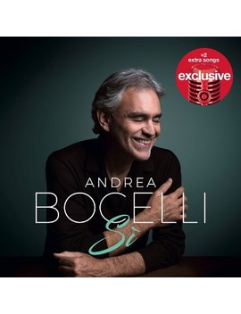 Andrea Bocelli   Si (Deluxe) (Target Exclusive) by Target