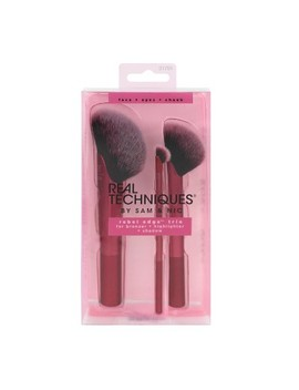 Real Techniques Rebel Edge Brush Set   3pc by Real Techniques
