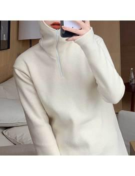 Aydet Long Sleeves Knitwear Hoodie by Jessica Buurman