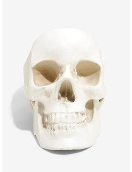White Skull Trinket Bowl by Hot Topic