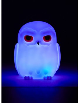 Harry Potter Hedwig Mood Light by Hot Topic