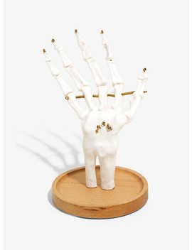 Skeleton Hand Jewelry Stand by Hot Topic
